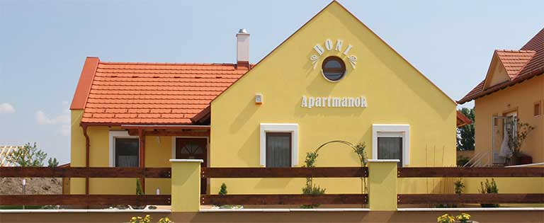 Our Apartments In Hegyk Are Located The Area Of Fert Hansg National Park 15 Kilometres From Austrian Border 9 Fertd